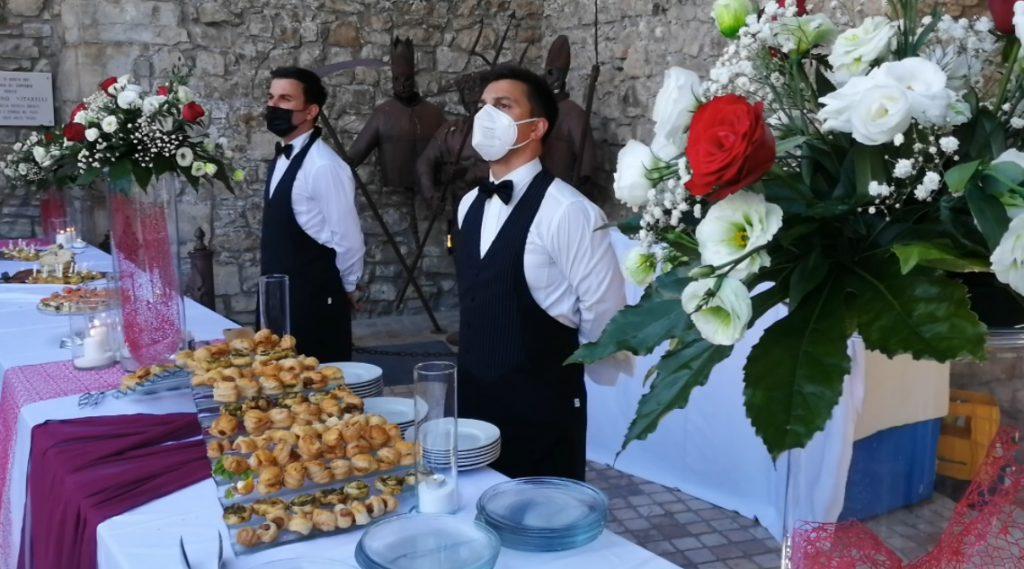 Servizio Catering a Benevento